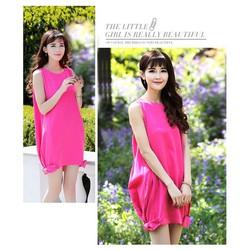 Đầm bí chấm bi thời trang TH08459