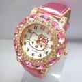 Đồng hồ kitty đính đá