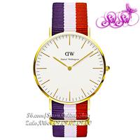 [HOT] Đồng hồ dây vải thời trang DW - DW 01