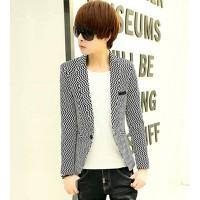 áo khoác nam blazer gợn sóng Mã: NK0733