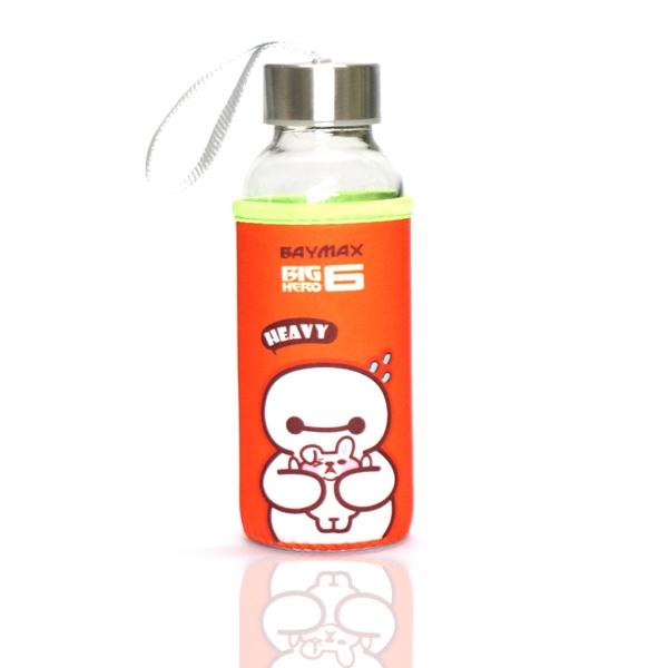 Bình nước thủy tinh bọc túi giữ nhiệt - mã sp: 11138 10