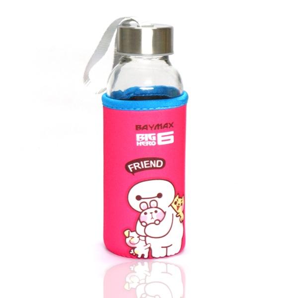 Bình nước thủy tinh bọc túi giữ nhiệt - mã sp: 11138 8