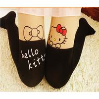 quần tất hình hello kitty
