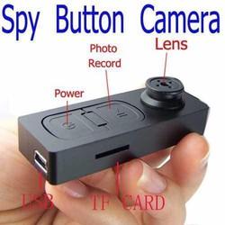 Camera cúc áo nguỵ trang mini 300k