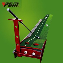 Bộ sân đánh golf mini trong nhà 3 m - gậy - 3 bóng golf