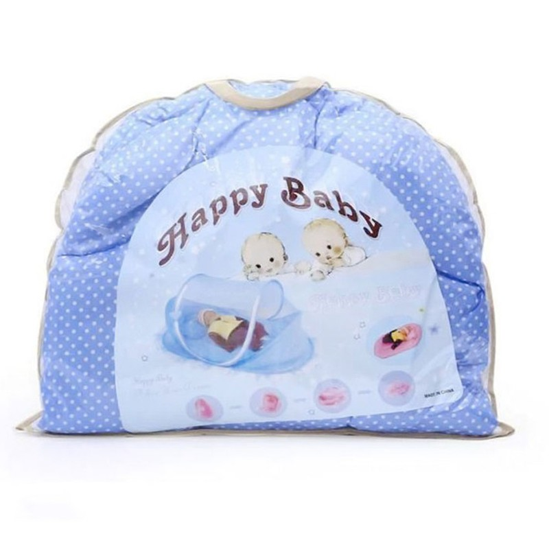 Nệm Mùng - Túi Ngủ Di Động Cỡ Đại Cho Bé Happy Baby - 3 In 1 5