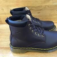 Giày da nam Doctor cổ cao phong cách sành điệu GDOC7