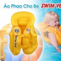 Áo Phao Trẻ Em Swim Vest