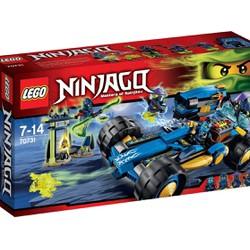 Đồ chơi Lego Ninjago 70731 - Jay - Kẻ Lữ Hành