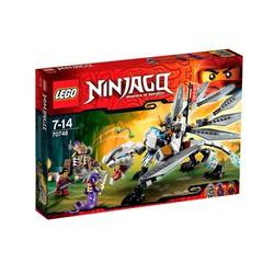 Đồ chơi Lego Ninjago 70748 - Rồng