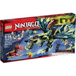 Đồ chơi Lego Ninjago 70736 - Cuộc Tấn Công Của Rồng Morro