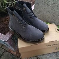 Giày da nam Doctor cổ cao mẫu mới về cực HOT GDOC18