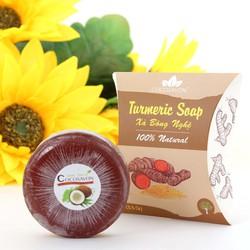 Xà bông nghệ giúp da giữ ẩm,trị mụn