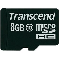 Thẻ nhớ Micro SDHC Trancend Class10 Box 8GB  Đen