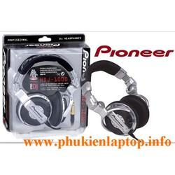 HEADPHONE PIONEER DJ-1000 MÀU BẠC