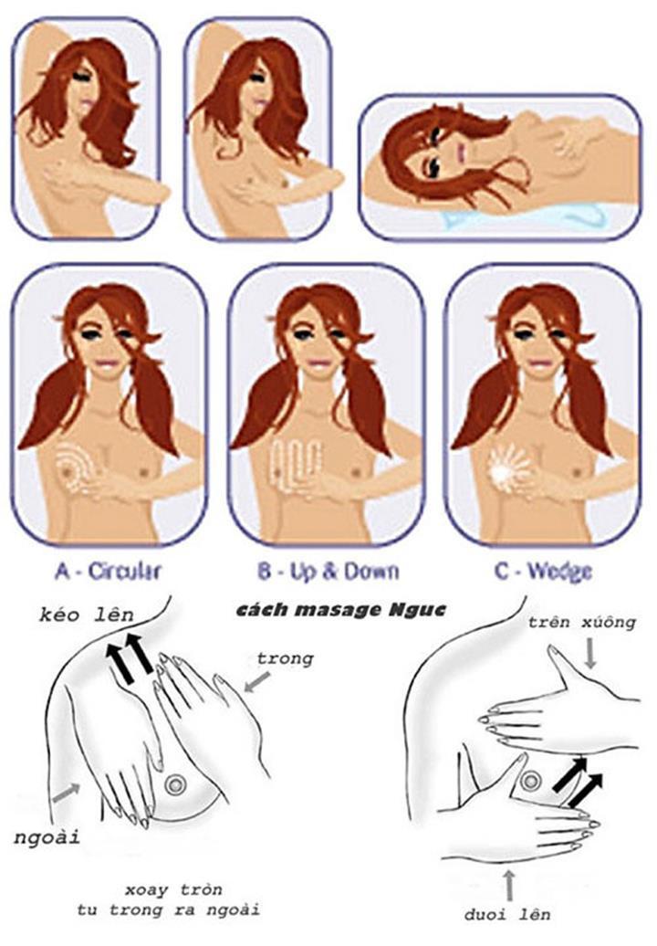 Kem massage kích thích nở ngực đầy gợi cảm BIG LIFT UP-MP125 3