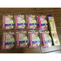 Son dưỡng và trị thâm môi DHC của Nhật Bản
