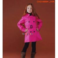 Áo măng tô ấm áp mùa giáng sinh,sánh điệu cho bé trai,bé gái