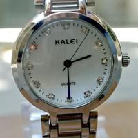 Đồng hồ Nam HALEI dây thép không gỉ cao cấp mã HAL001