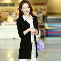 Áo khoác len phong cách Cardigan AKL290