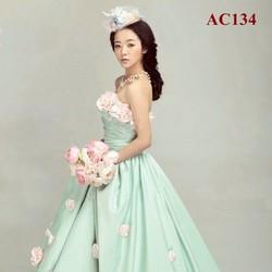Áo cưới công chúa AC134