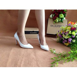 Giày cao gót 7p trơn sang trọng