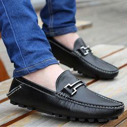 Giày lười nam da bò cao cấp cực đẹp mẫu mới 2017 ZS020