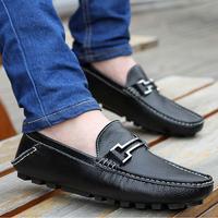 Giày lười nam da bò cao cấp cực đẹp mẫu mới 2015 ZS020