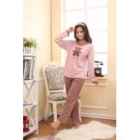 Bộ Đồ Cotton Mặc Ở Nhà Style Cotton MS570