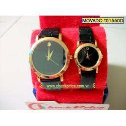 Đồng hồ đeo đôi MV T01550D thiết kế lạ mắt và độc đáo