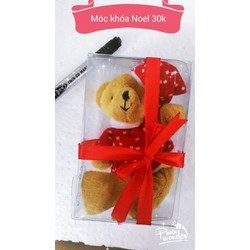 Móc khóa quà tặng Noel