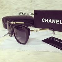 Kính Chanel Ngọc 5338 F1 - FullBox