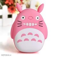 Pin Sạc Dự Phòng Totoro 12000mAh Mèo Cười