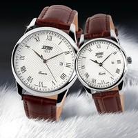 Đồng hồ SKMEI nữ dây da cổ điển SK005 269k cái