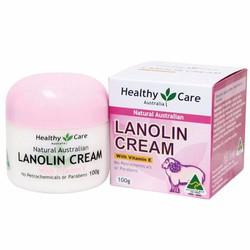 Kem dưỡng da từ nhau thai cừu Lanolin Cream với Vitamin E