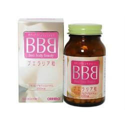 Viên uống nở ngực BBB Orihiro 300 viên Nhật Bản