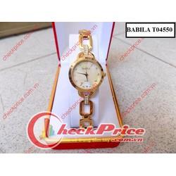Đồng hồ nữ Babila T04550 quà tặng cho những cô nàng điệu đà, nữ tính