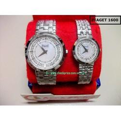 Đồng hồ đôi Piaget 1600 phong cách nhẹ nhàng nhưng đầy hấp dẫn