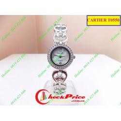 Đồng hồ nữ Cartier T05550 sang trọng quyến rũ