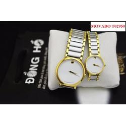 Đồng hồ đôi MV T02950 sự gắn kết tình yêu nhẹ nhàng sâu lắng