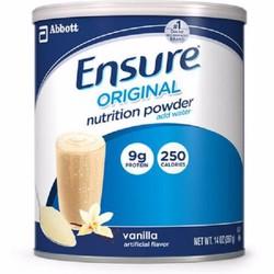 Sữa Bột Ensure Nutrition Powder Vanilla 397g Abbott Hoa Kỳ