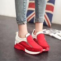 HÀNG NHẬP CAO CẤP - Giày bata sắc màu mẫu mới 2015