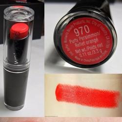 Son Wet n Wild 970D Puty Persimmon, Đỏ Cam Hàng  xách tay USA