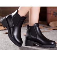 Giày Boots cổ thấp