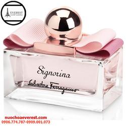 Nước hoa Nữ Salvatore Ferragamo Signorina