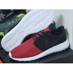 Giày roshe nhẹ đen đỏ 40-43