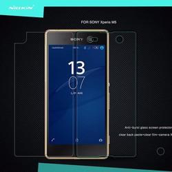 Dán cường lực Sony Xperia M5 hiệu Nillkin
