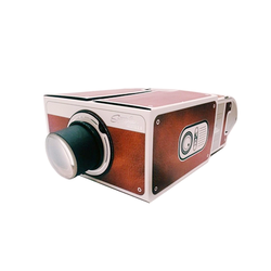 Máy chiếu mini cho điện thoại Smartphone Projector 2.0