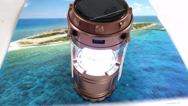 Đèn bảo đa năng,năng lượng mặt trời,kim sạc điện thoại vv.... 1