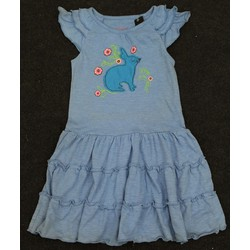 Đầm Carter xuất khẩu cho bé